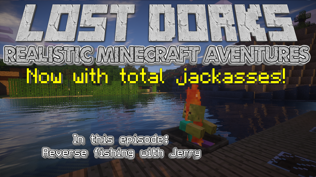 Lost Dorks Minecraft